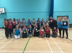 Photo of Walking Netball Team