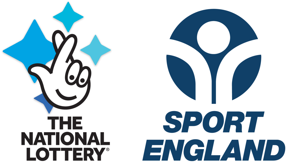 Sport England and National Lottery Logo