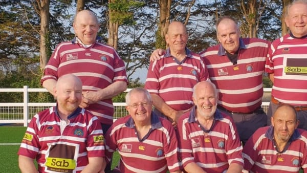 Shelford Walking Rugby Team