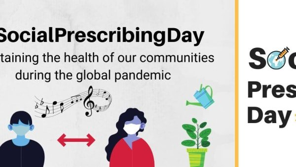 Social Prescribing Day 2021 - 18th March