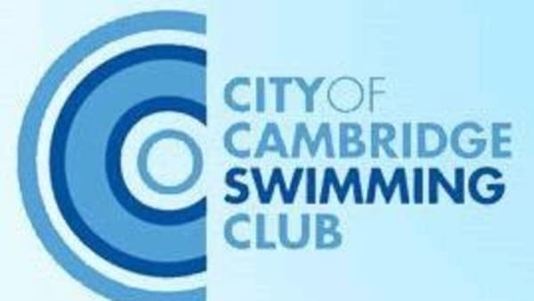 City of Cambridge Swimming Logo