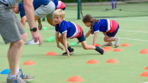 Boing Virtual Coaching Course (active play games for those working with 5-12s)