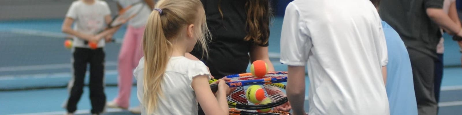 Free Tennis Sessions For Children With Additional Needs