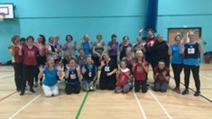 Walking Netball East Cambs Story